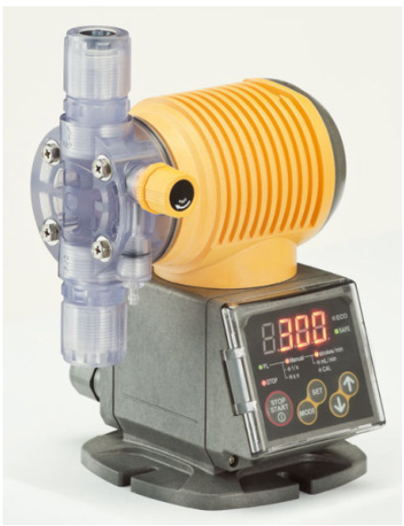 PW solenoid driven metering pumps